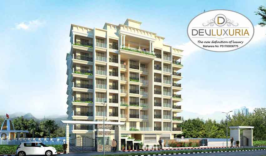 Dev Luxuria - Front view
