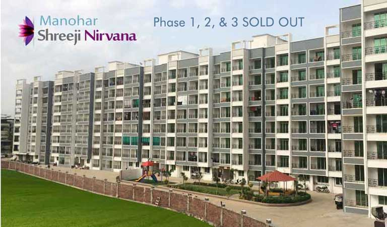 shreeji nirvana phase 4